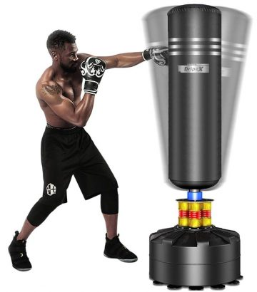 Dripex Punching Bags with Stand