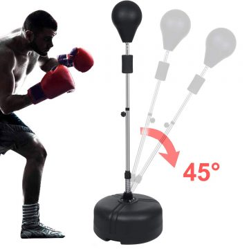 Hurbo Punching Bags with Stand