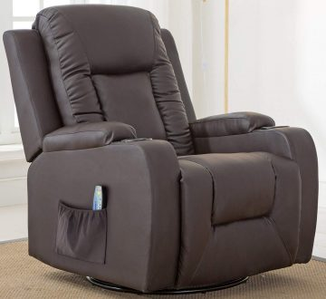 COMHOMA Recliners for Sleeping