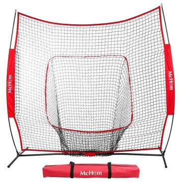 McHom Baseball Pitching Nets