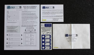 MOLDetect Mold Test Kits