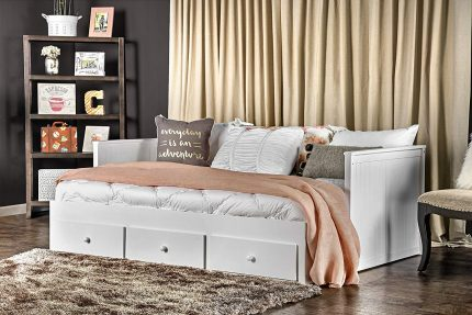 Furniture of America Full Size Daybeds