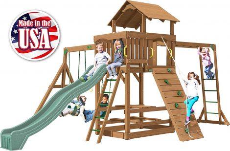 Creative Playthings Backyard Swing Sets