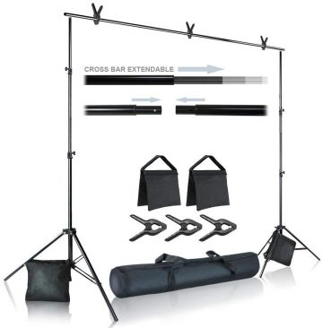 Julius Studio Backdrop Stands