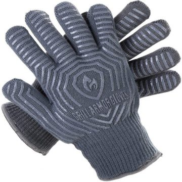 Grill Armor Gloves BBQ Grill Gloves