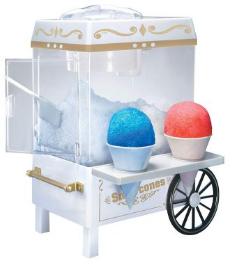 Nostalgia Shaved Ice Machines