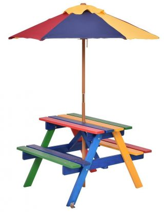 Costzon Kids Picnic Tables