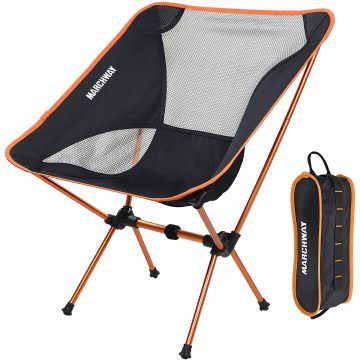 MARCHWAY Backpack Chairs