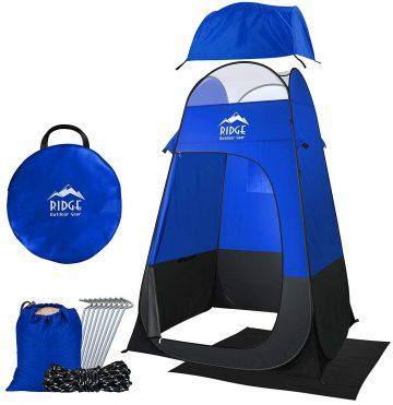 Ridge Outdoor Gear Shower Tents
