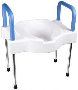 SP Ableware Toilet Seat Risers