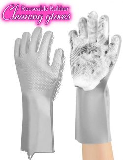 anzoee Dishwashing Gloves