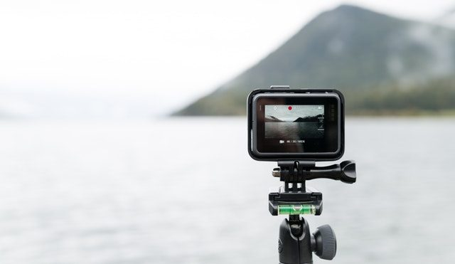 Gimbal Stabilizers for GoPro