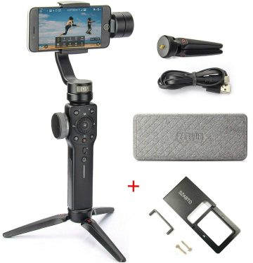 zhi yun Gimbal Stabilizers for GoPro