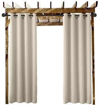 ChadMade Outdoor Curtains