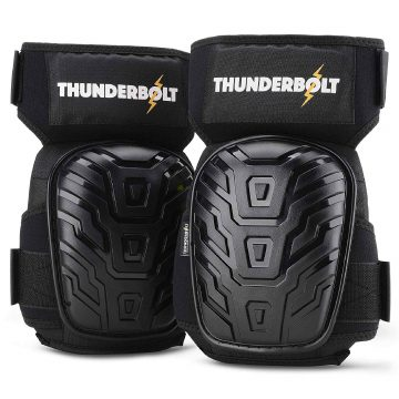 Thunderbolt Knee Pads for Work