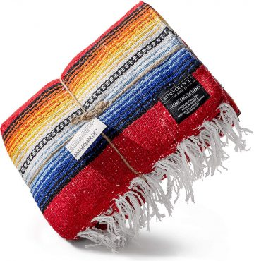 Benevolence LA Mexican Blankets