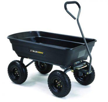 Gorilla Carts Garden Carts