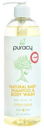 Puracy Kids Shampoos