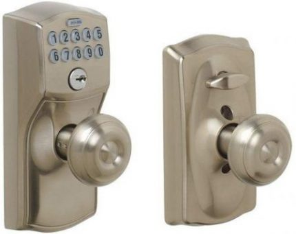 Schlage Keypad Door Locks