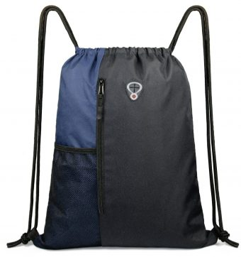 BeeGreen Drawstring Backpacks