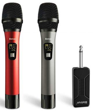 Bietrun Karaoke Microphones