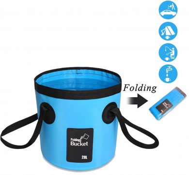 CHARS Collapsible Buckets