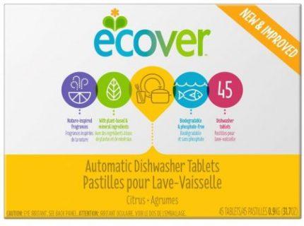 Ecover Dishwasher Detergents