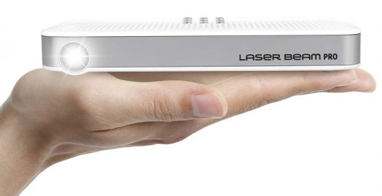 Laser Beam Pro Projectors for Phones