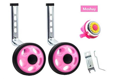 MOSHAY Adult Training Wheel Kits
