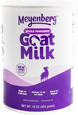 Meyenberg Powdered Milks