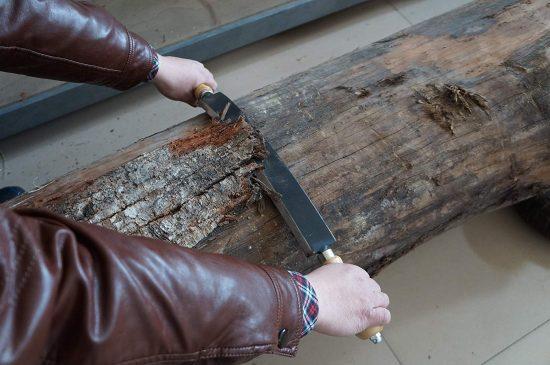 Timber Tuff Draw Knives