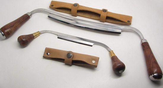 UJ Ramelson Co Draw Knives