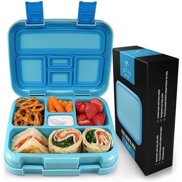 Zulay Kitchen Kids Lunch Boxes