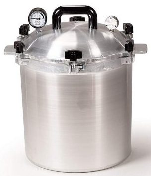 All American Electric Pressure Canners