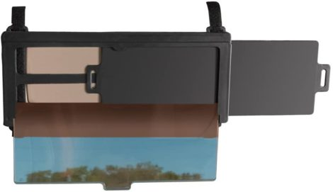 Collections Etc Car Visor Extenders