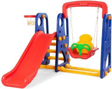 Costzon Backyard Swing Sets