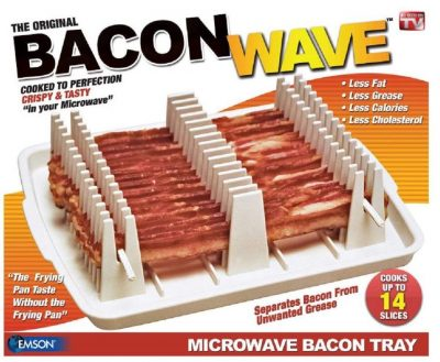 Emson Bacon Wave Microwave Bacon Cookers