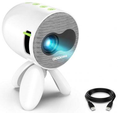 GooDee Cheap Projectors