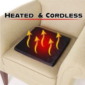 Heated Booster Seats Heated Stadium Seats
