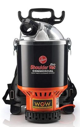Hoover Commercial Backpack Vacuums
