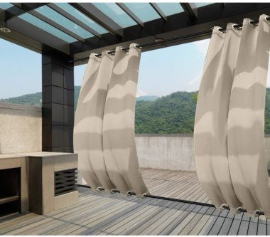 Macochico Outdoor Curtains