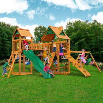 Pioneer Backyard Swing Sets