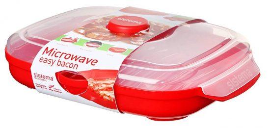 Sistema Microwave Bacon Cookers
