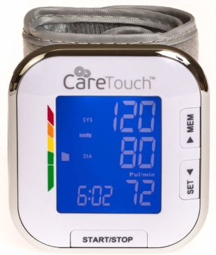 Care Touch Blood Pressure Watches