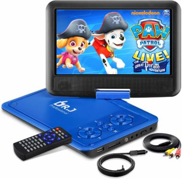 DR. J Professional Portable DVD Players