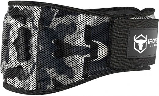 Iron Bull Strength Weight Lifting Belts