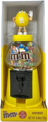 M & M's Brand Candy Dispensers