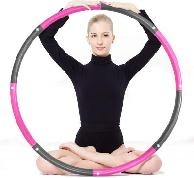 leofit Weighted Hula Hoops