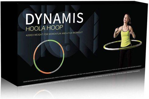 namis Fat Burning Weighted Hoola Hoop by Dynamis