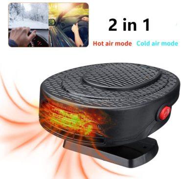 JINGOU Portable Car Heaters